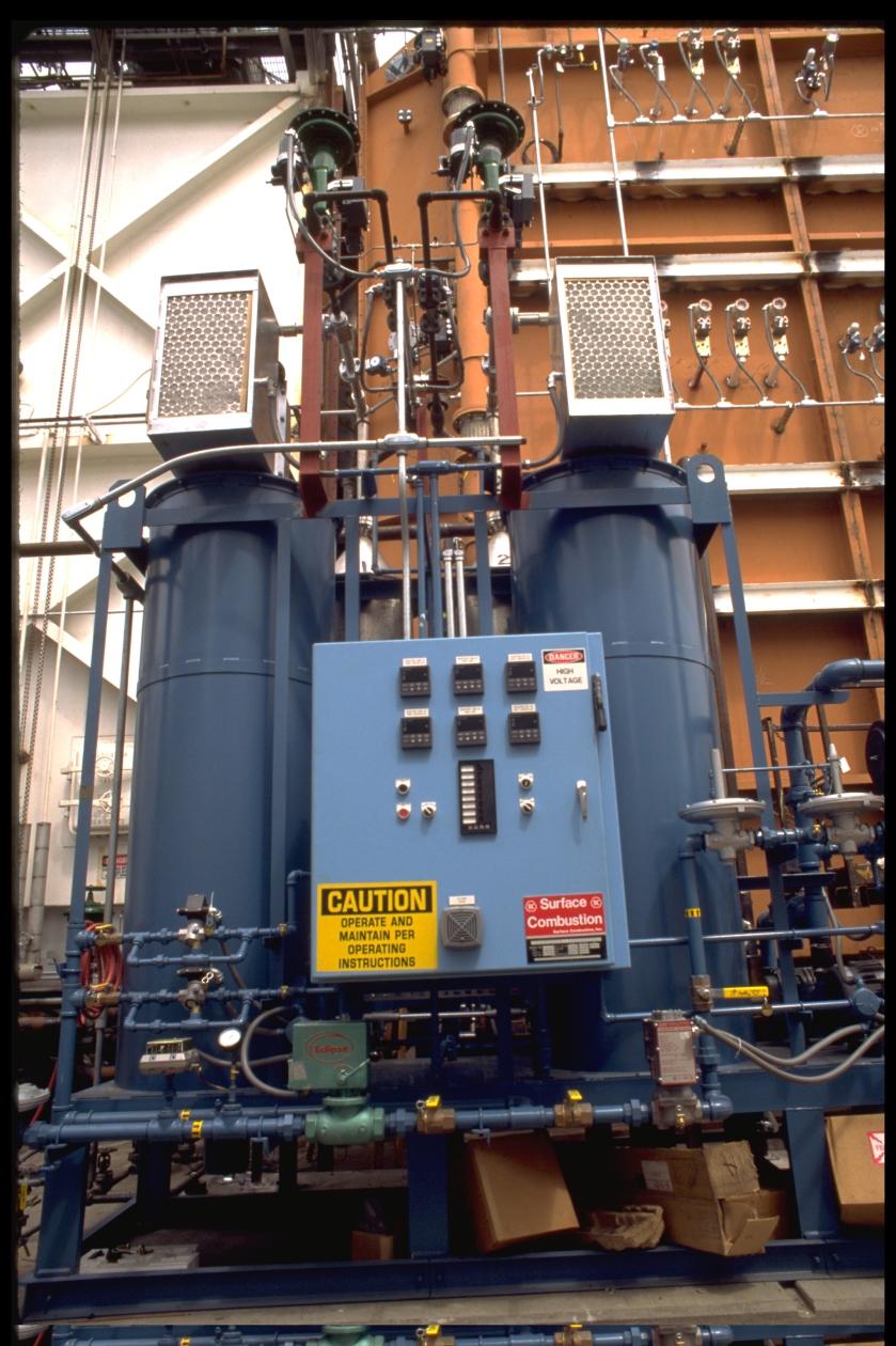 F0612 Hydrogen Generator ~ 1995
